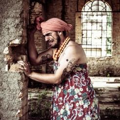 O AMOR DE FRIDA [Modelo: Victor B. | Produção: Fabio Florentino | Fotografia: Camila Fontenele]