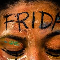 O AMOR DE FRIDA [Modelo: Francine Santos | Produção: Fabio Florentino | Fotografia: Camila Fontenele]