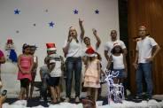 Caslu de Natal: visita ao INCA